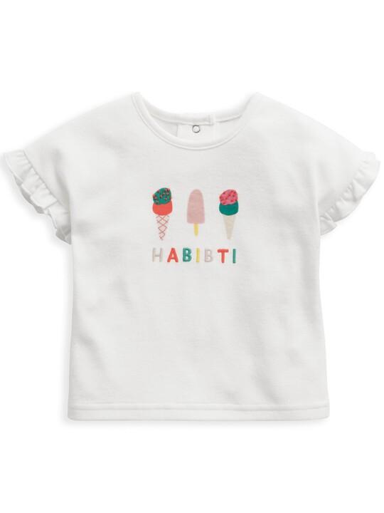 Ice Cream 'Habibti' T-Shirt image number 2