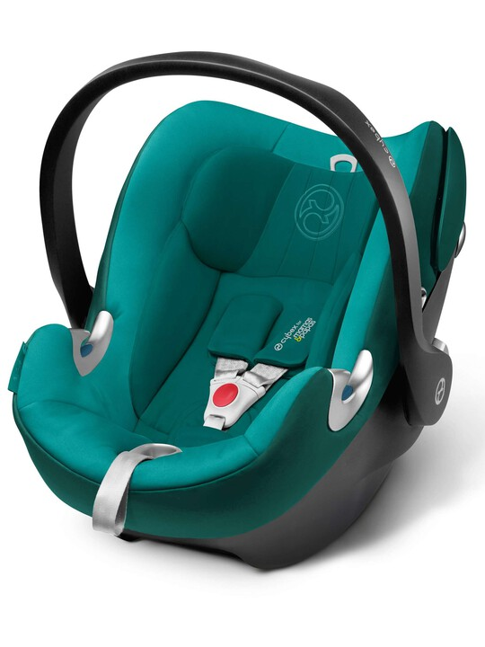 CYBEX Aton Q Car Seat - Teal image number 1