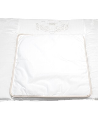 """Veres """"My Little Angel"""" Off White Diapering Mattress For Chest of Drawers"""