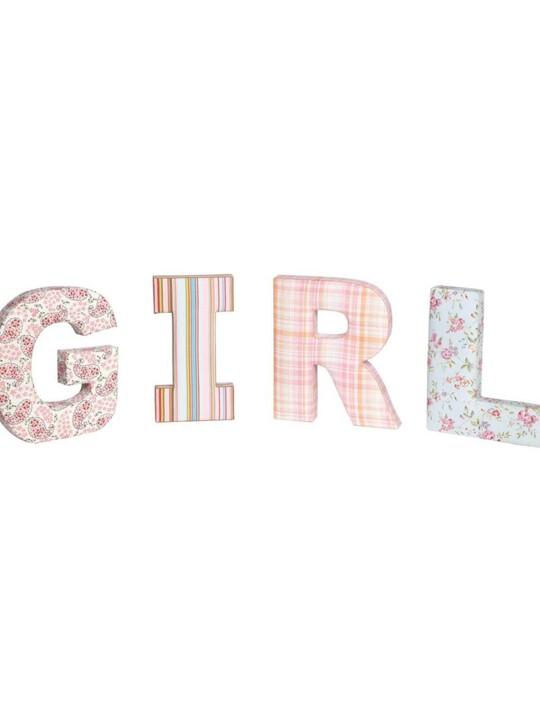 Letter I for Girl image number 1