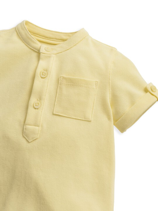 Yellow Shirt image number 3