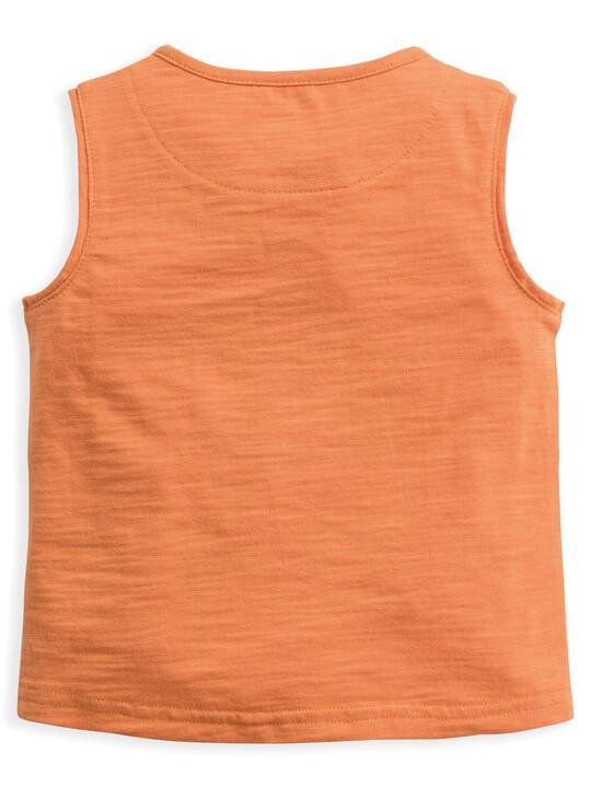 Striped Pocket Vest image number 3