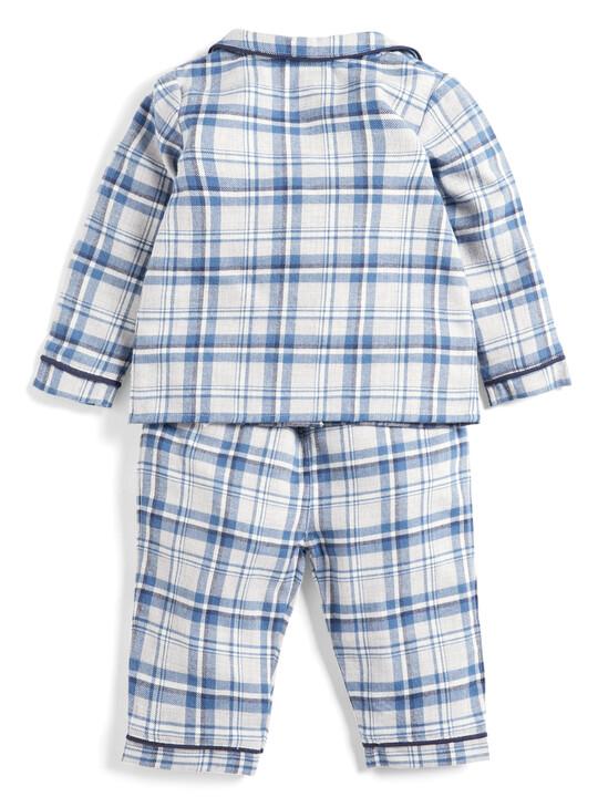 Blue Check Pyjamas image number 2
