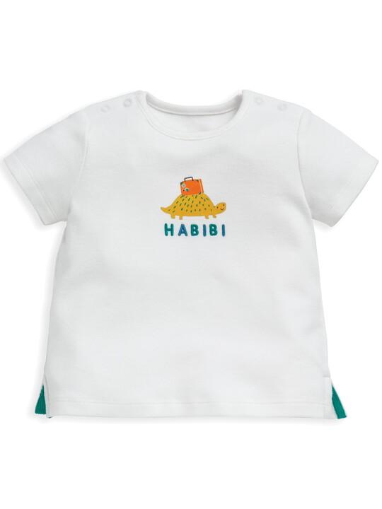 Tortoise 'Habibi' T-Shirt image number 1