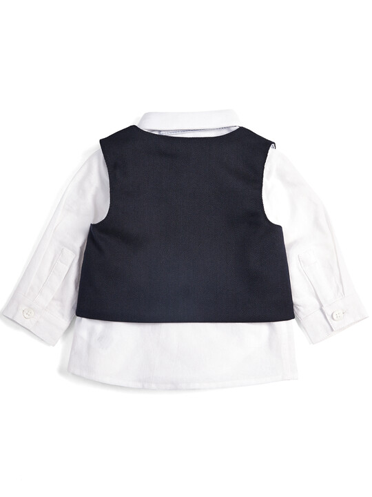 Shirt & Waistcoat 3 Piece Set image number 2