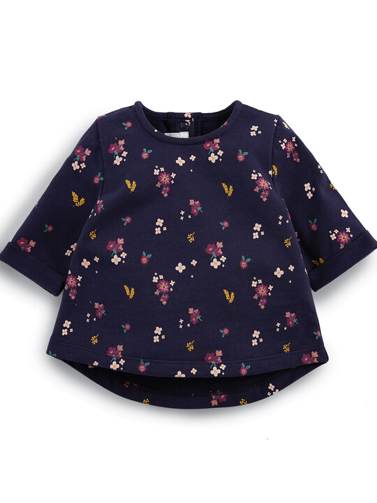 Floral Sweater image number 1
