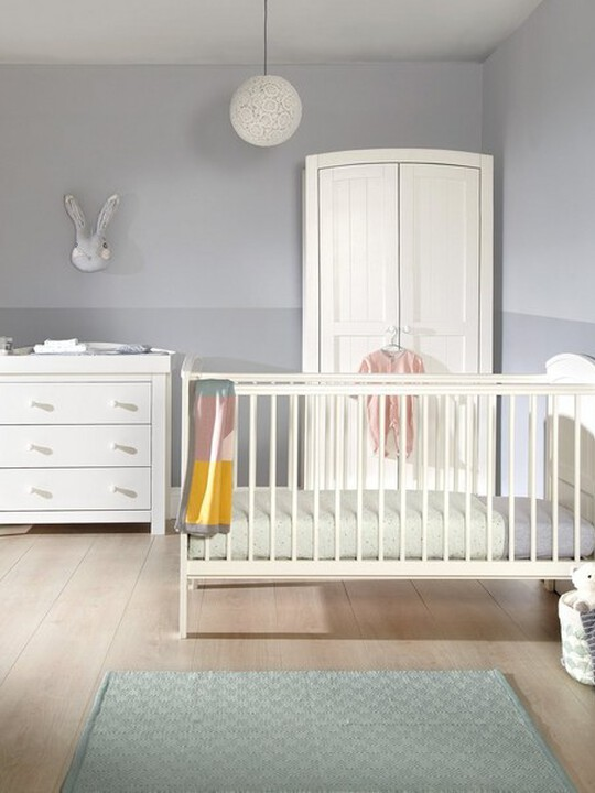 Hayworth Cot/Toddler Bed - Ivory image number 3