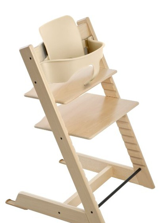 Stokke® Tripp Trapp Chair Baby Set - Natural image number 2