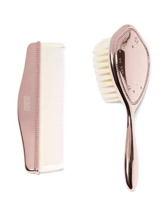 Rose Gold - Brush & Comb Set image number 1