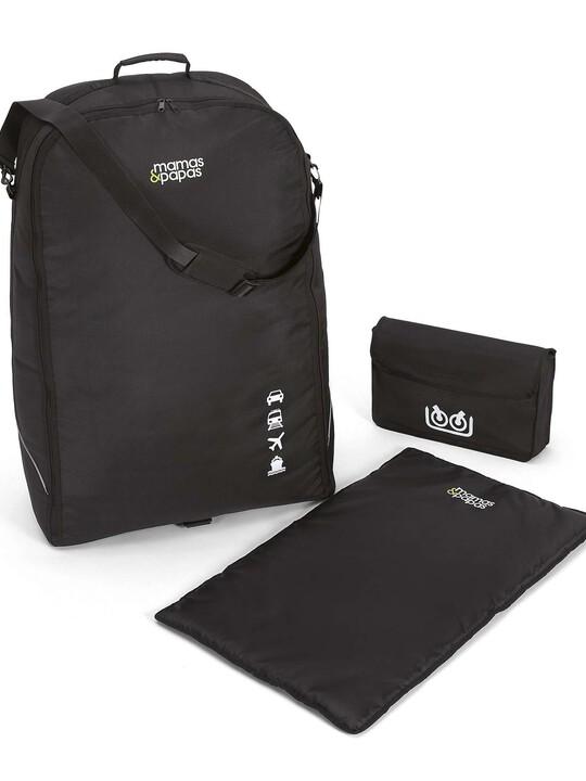 Stroller Transit Bag - Black image number 4