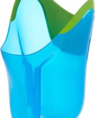 Nuby Rinse Pail ,Blue