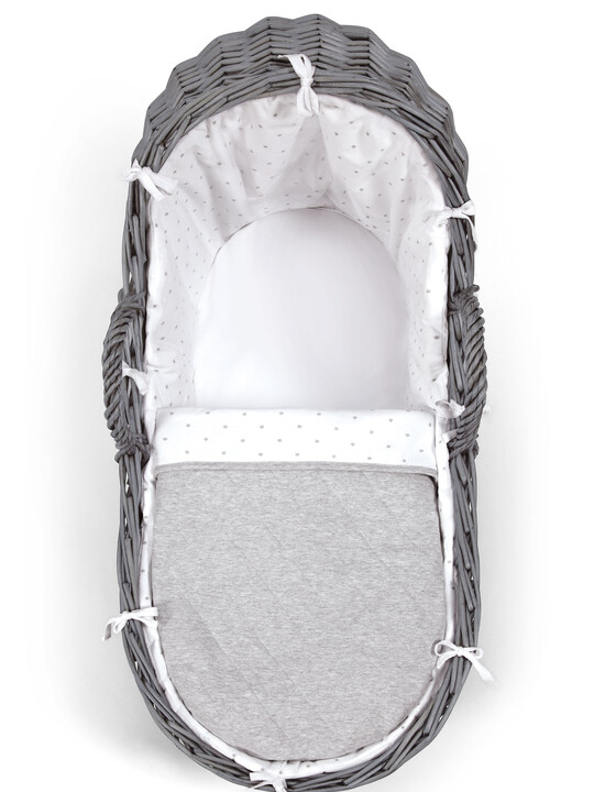 White Star Moses Basket image number 4