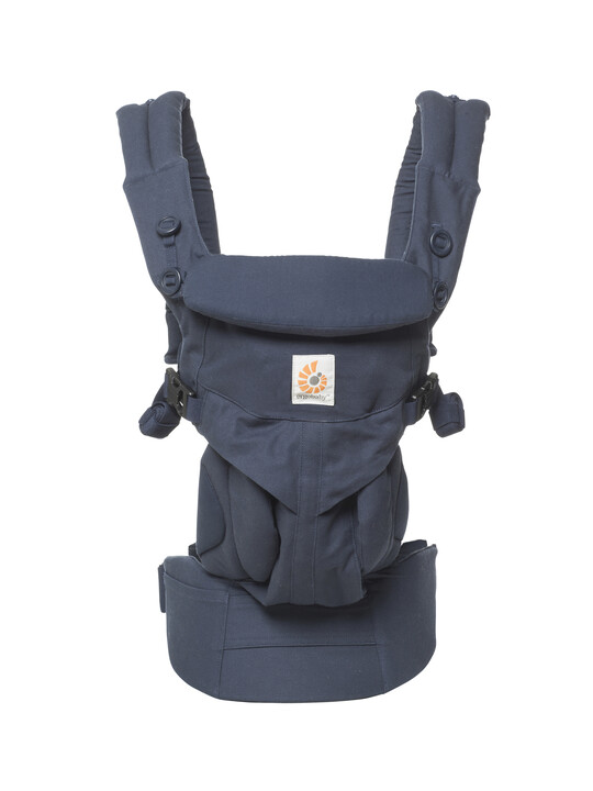 ErgoBaby Omni 360 All-in-One Ergonomic Baby Carrier - Midnight Blue image number 1