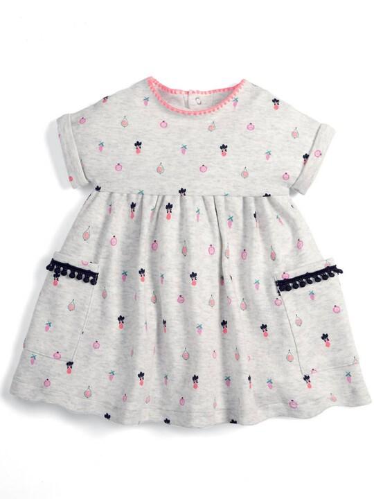 Fruit Print Dress image number 4