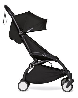 BABYZEN stroller YOYO² black frame