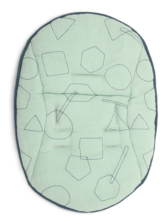 Cradle Liner - Aqua image number 1