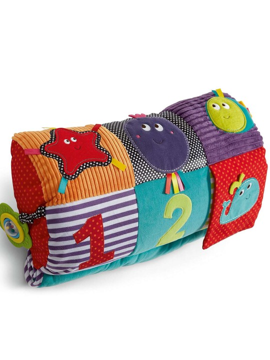 Babyplay - Tummy Time Activity Toy & Rug image number 5