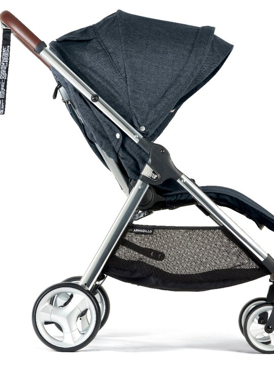 Armadillo Pushchair - Navy Flannel image number 5