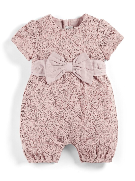 Lace Romper image number 1