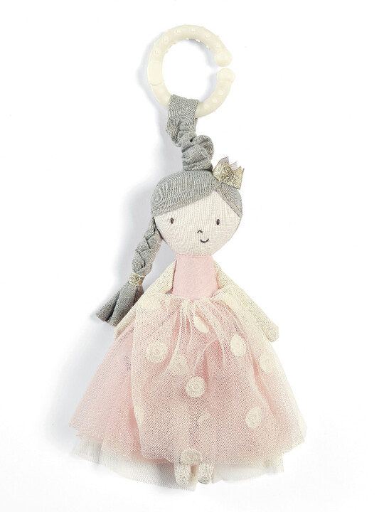 Christmas Linkie Fairy - Soft Toy image number 1
