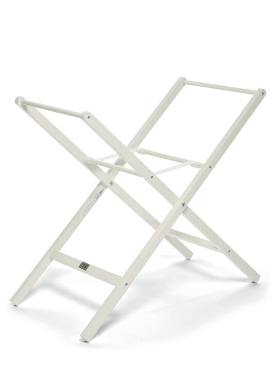 Deluxe Stand for Moses Basket - Ivory image number 1
