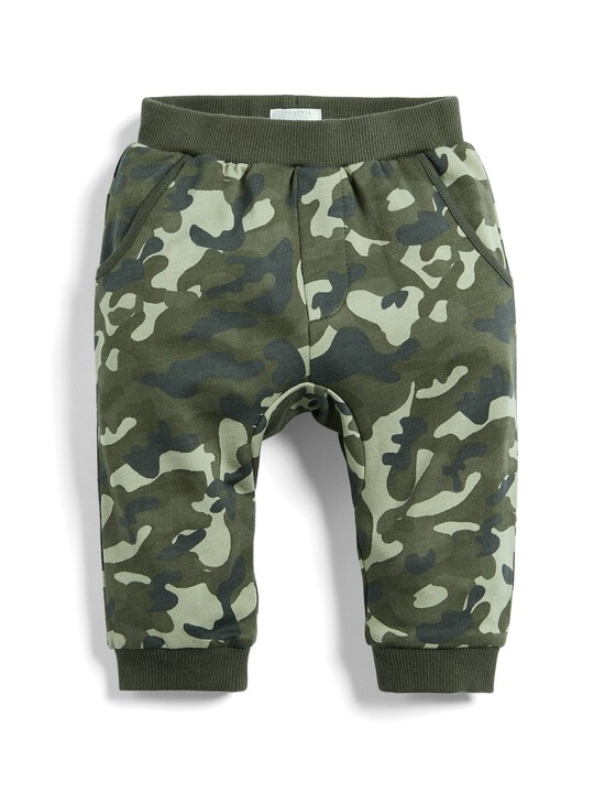 Camo Joggers image number 1