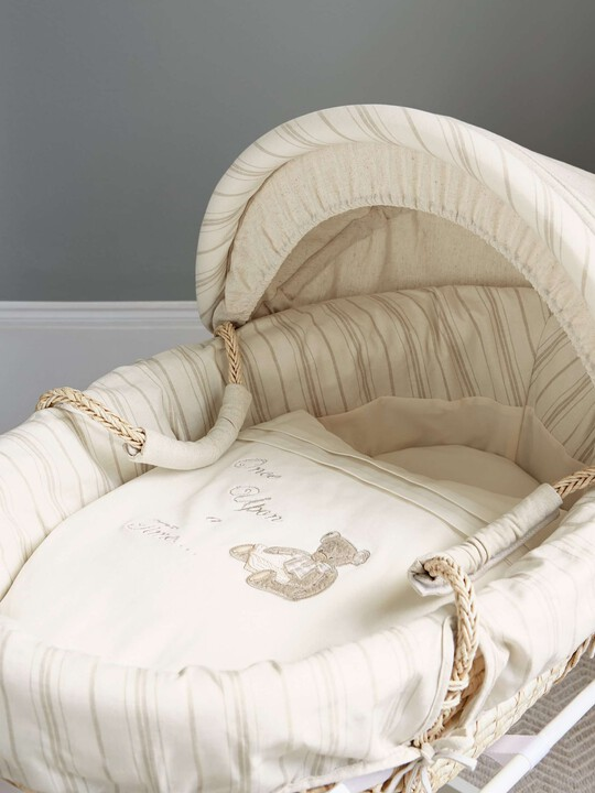 Once Upon A Time - Neutral Moses Basket image number 2