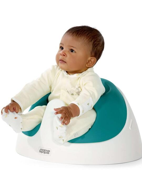 Baby Snug - Teal image number 8
