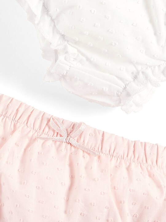 Frilled Knickers (2 Pack) image number 2