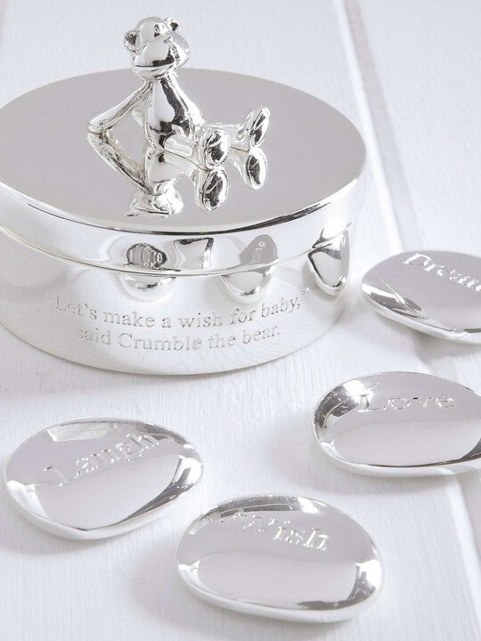 Once Upon a Time - Silver Trinket Box image number 1